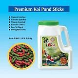 OSI Koi Premium Pond Sticks
