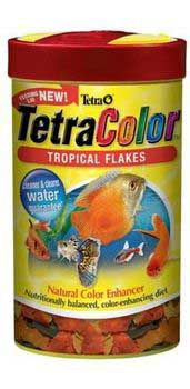 Tetra Color Flake Food  2.82oz