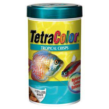 Tetra Color Tropical Crisps 7.41oz