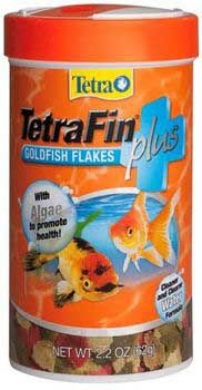 Tetra Fin Goldfish Plus Flakes 1L