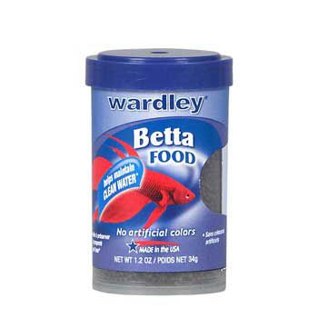 Wardley Betta Granules