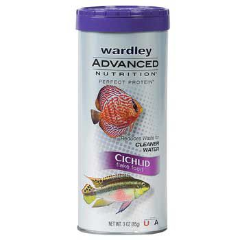 Wardley Cichlid Advanced Nutrition Flakes 1oz