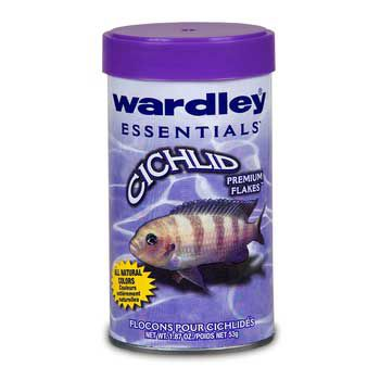 Wardley Cichlid Premium Flakes