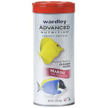 Wardley Color Marine Advanced Nutrition Flakes 3oz