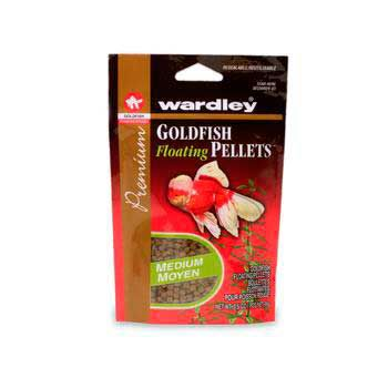 Wardley Floating Goldfish Premium Pellets Medium