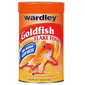 Wardley Goldfish Flakes 1.95oz