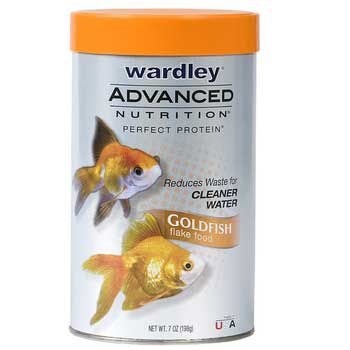 Wardley Goldfish Advanced Nutrition Flakes 7oz