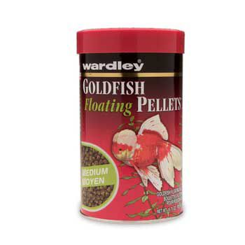 Wardley Goldfish Medium Pellets 16.75oz