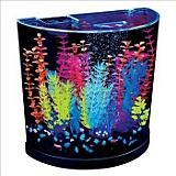 Tetra GloFish Half Moon Aquarium Kit