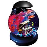 Tetra GloFish Waterfall Globe Aquarium Kit