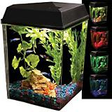 TOM Aquarius LED Corner Aquarium Kit