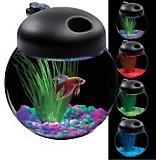 TOM Globe Bowl LED Aquarium Kit 1 Gal
