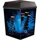 Tom GloFish Corner Aquarium Kit