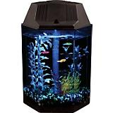 TOM GloFish Hex Aquarium Kit