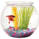 Tom Plastic Round Fish Bowl