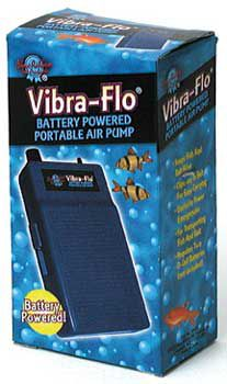 Blue Ribbone Vibra Flo Battery Air Pump