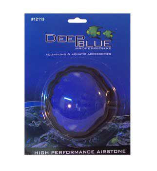 Deep Blue Clam Shell Air Stone