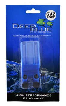 Deep Blue Gang Valve 3 Way