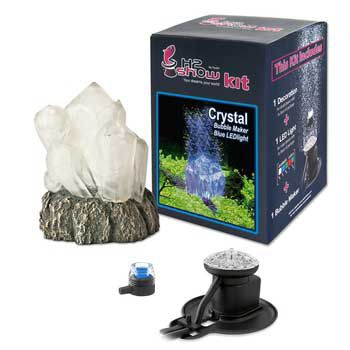 Hydor H2 Show Crystal Kit