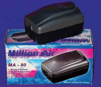 ViaAqua MillionAir Air Pump 80