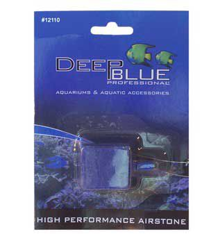 Deep Blue Cube Air Stone