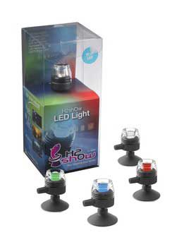 Hydor H2Show Mini LED Spotlight Colormax