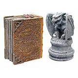 Hydor Magic World Gargoyle And Book