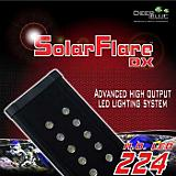 Deep Blue SolarFlare DX Double LED Striplight