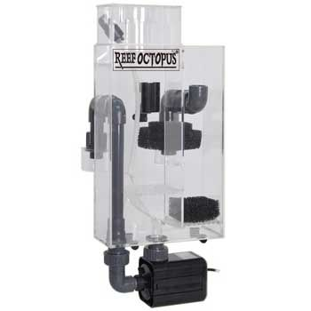 CoralVue External Skimmer with Pump 125gal