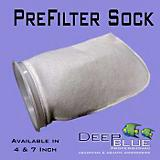 Deep Blue 7 In 200 Micron Filter Sock