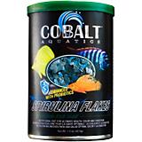 Cobalt Spirulina Flake Fish Food