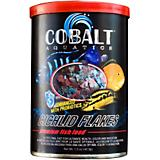 Cobalt Cichlid Flake Fish Food