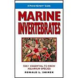 TFH Micro Pckt Guide to Marine Invertebrates Book