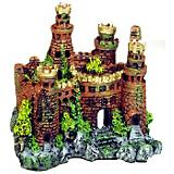 Blue Ribbon Medieval Castle with Gold Tops 131