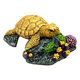 Blue Ribbon Sea Turtle Tank Ornament