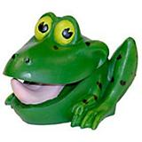Blue Ribbon Action Frog Bubbler Ornament