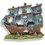 Blue Ribbon Pirates Ghost Ship Ornament