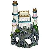 Blue Ribbon Princess Castle Cavern Ornament