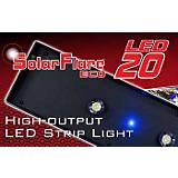Deep Blue Solarflare Eco LED Light Strip
