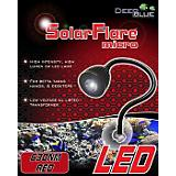 Deep Blue Solarflare Micro LED Red Light