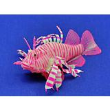Eshopps Pink Lionfish Aquarium Decoration