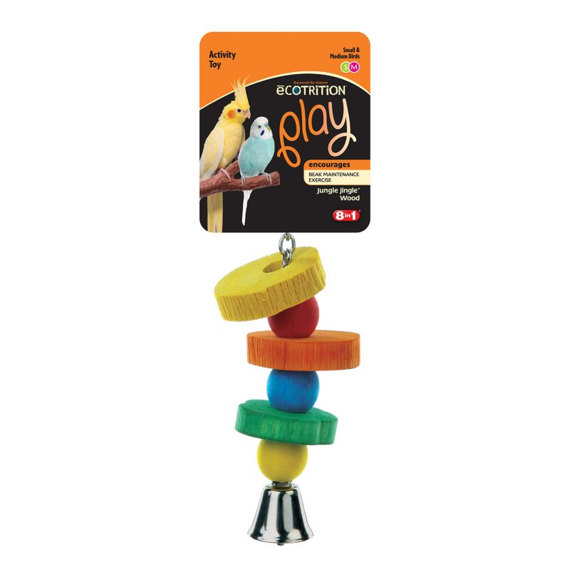 eCotrition Play Jungle Jingle Wood Sm/Md