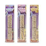 8in1 Tropical Fruit Honeybars Parakeet Treat