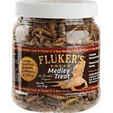 Flukers Medley Bearded Dragon Treat