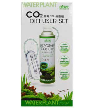 Ista Beginner CO2 Diffuser Set for Aquariums