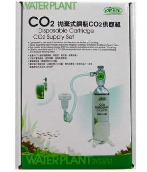Ista Disposable Cartridge CO2 88g Supply Set