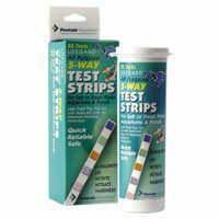 Lifegard Aquatics 5 Way Test Strips