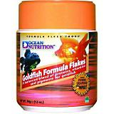 Ocean Nutrition Goldfish Formula Flake Food 1.2oz