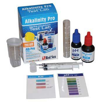 Red Sea Fish Pharm Alkalinity Pro SW Test Kit