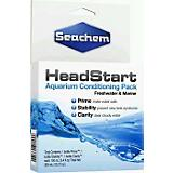 Seachem HeadStart Aquarium Conditioning Pack
